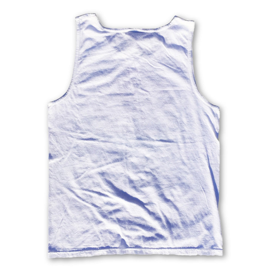 Horizon Tank (White) 🌅 - Nature Backs
