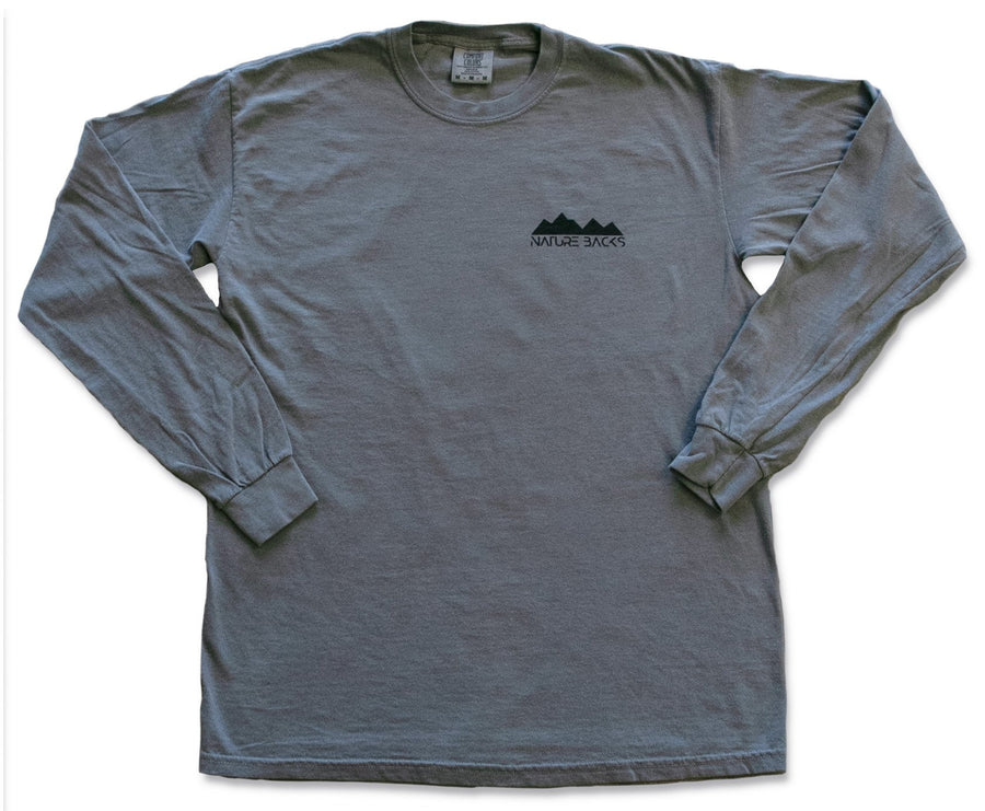 Stellar Long Sleeve (Gray)