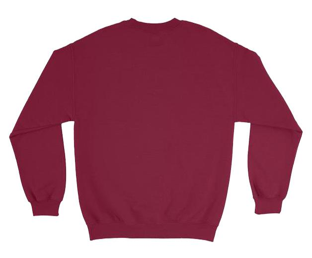 *New* Dusk Crew Maroon - Nature Backs