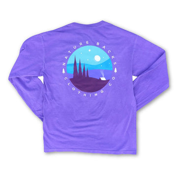 Twilight Long Sleeve 🌔 - Nature Backs