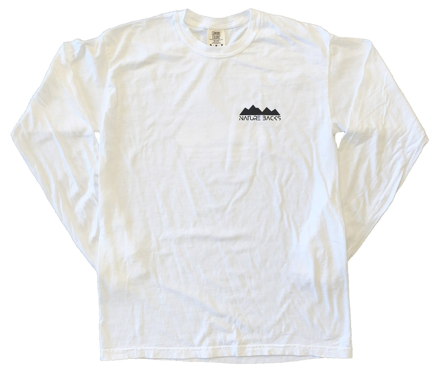 *New* Stellar Long Sleeve (White)