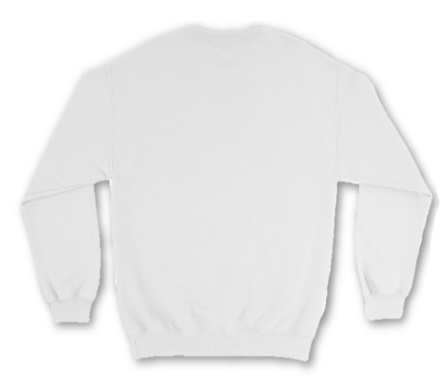 *New* Moonlight Crew White - Nature Backs