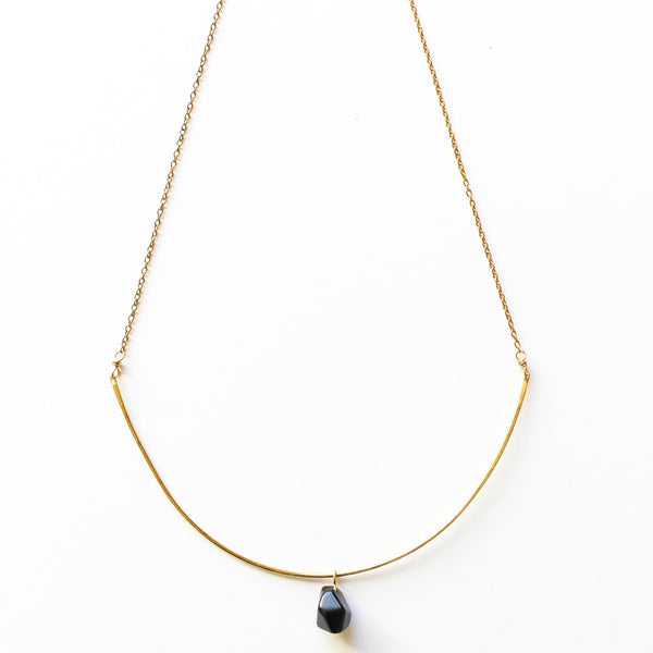 Desert Sky Black Necklace