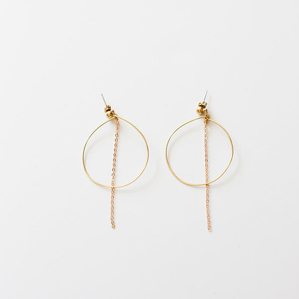 The Linked Together Earrings