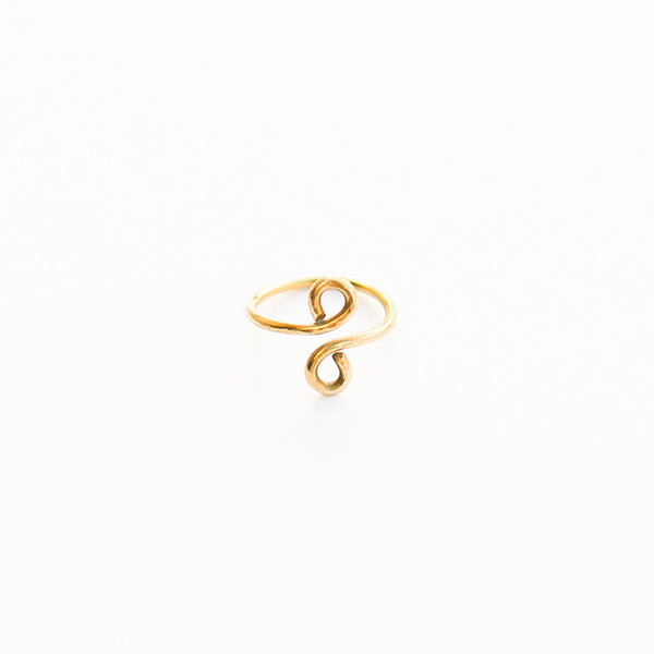 Root Twist Ring