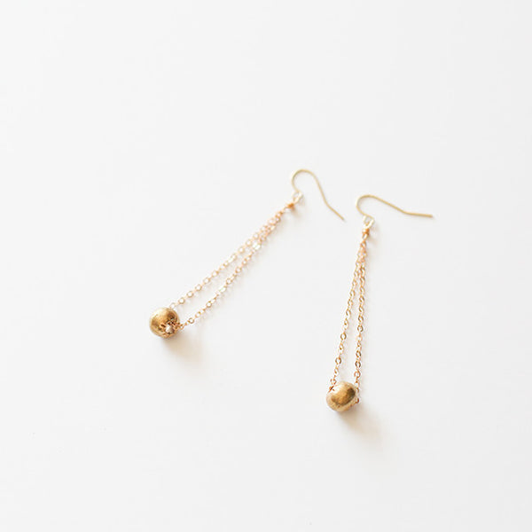The Simply Raw Earrings