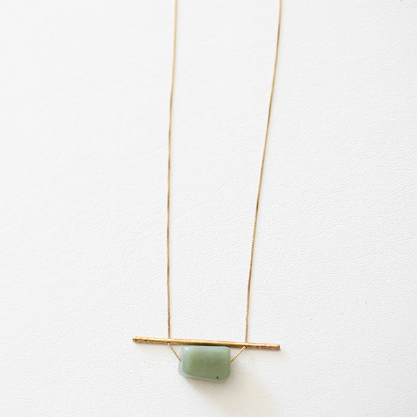 The Tide + Stone Necklace