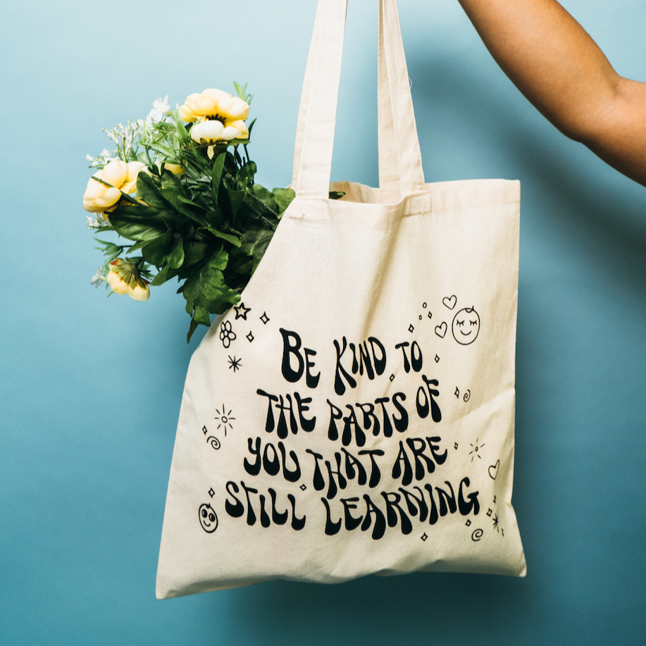 BE KIND TOTE: A SUERTE X BBATX COLLABORATION