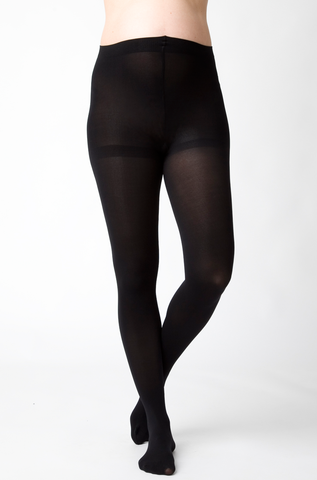 Microfiber Opaque Tights