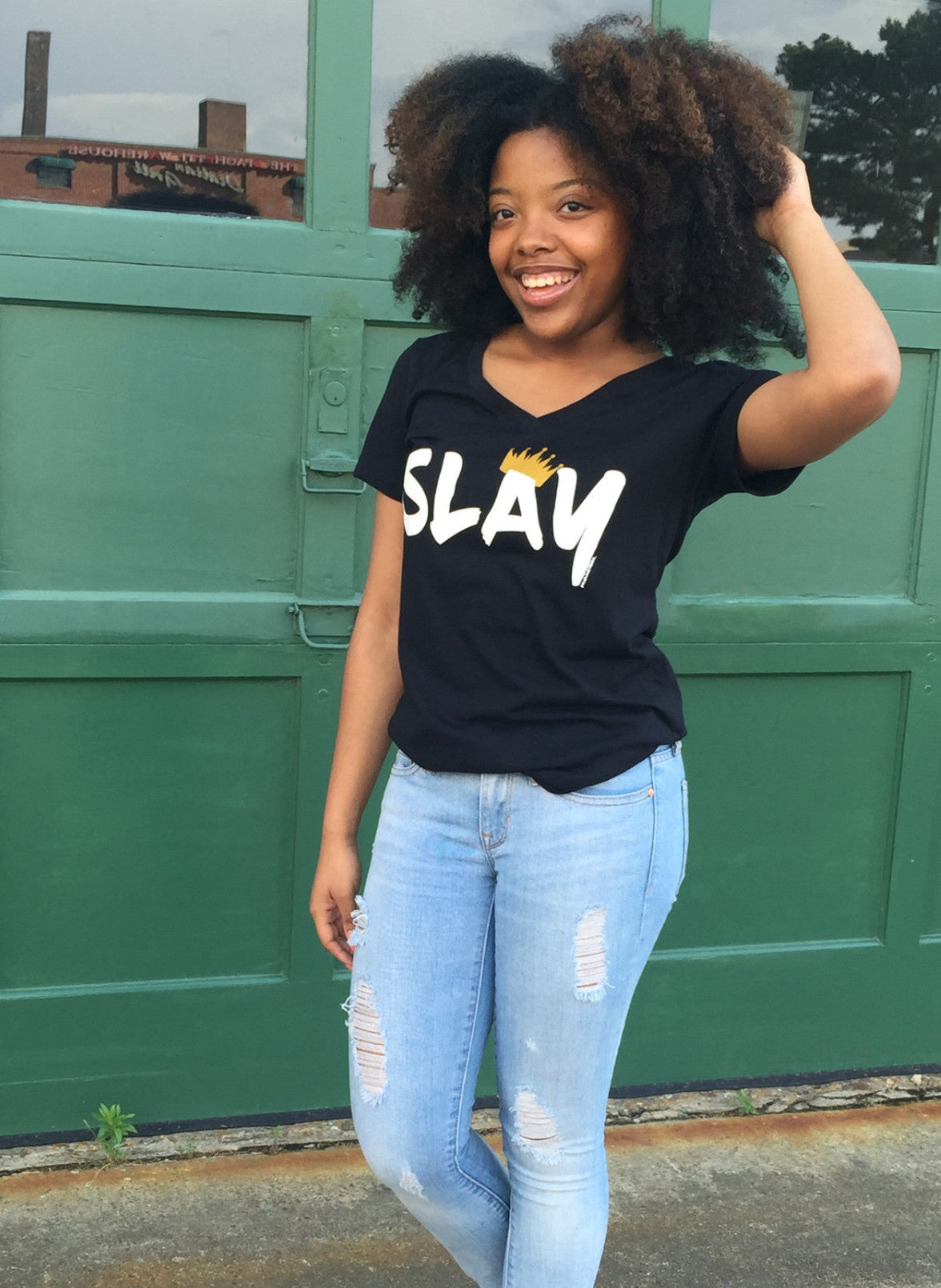 SLAY Tee (More Colors Available)