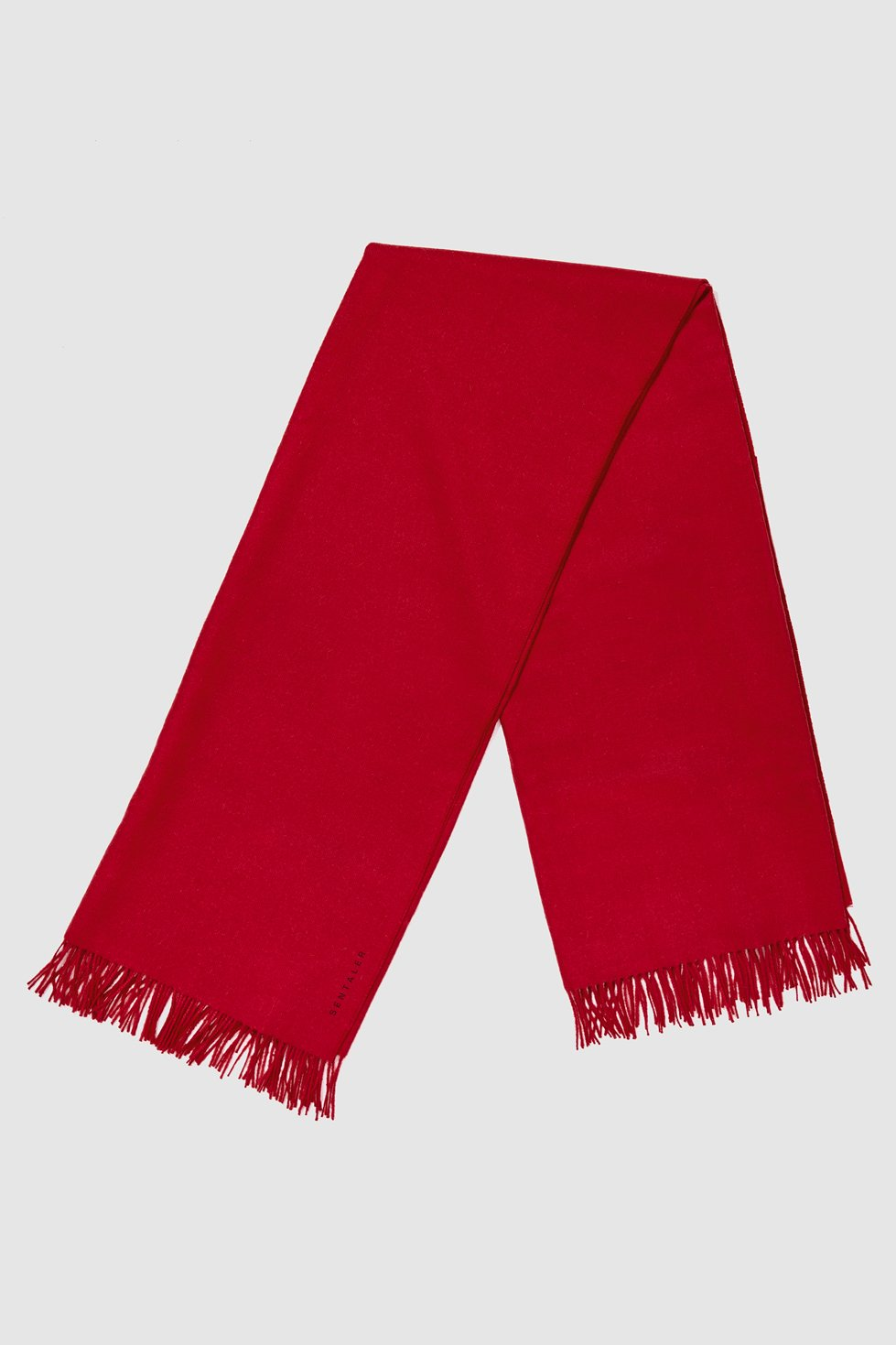 Royal Baby Alpaca Classic Wrap, Red