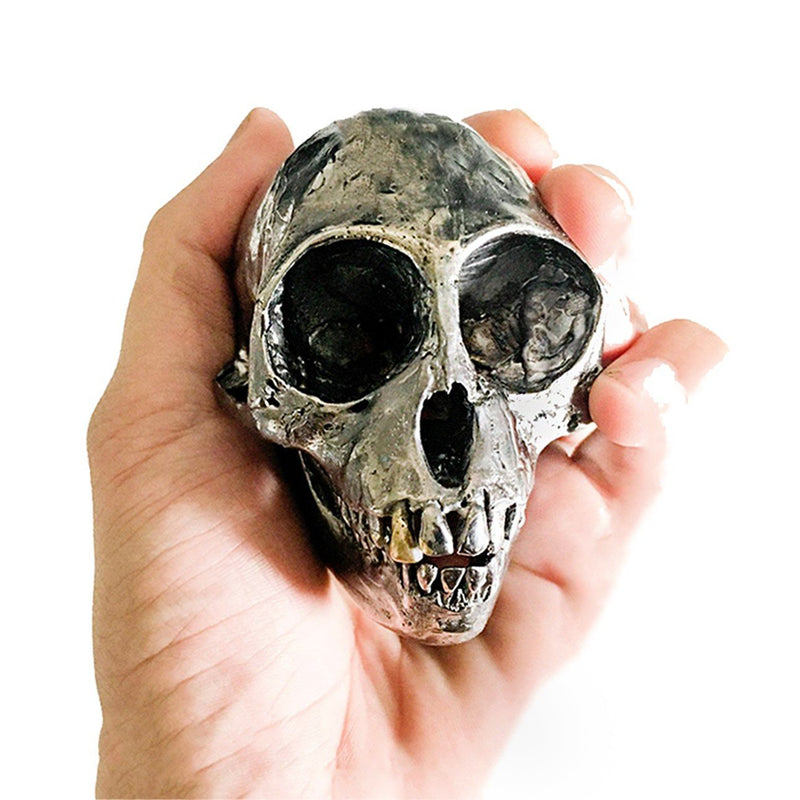 MONKEY SKULL HOME DECOR | littleKINGDesigns