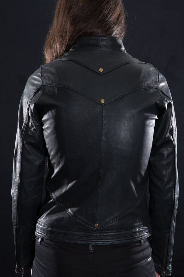 APEX JACKET Leather Jacket | littleKINGDesigns