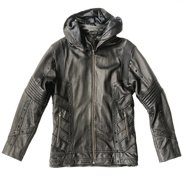 DIVISION JACKET Leather Jacket | littleKINGDesigns