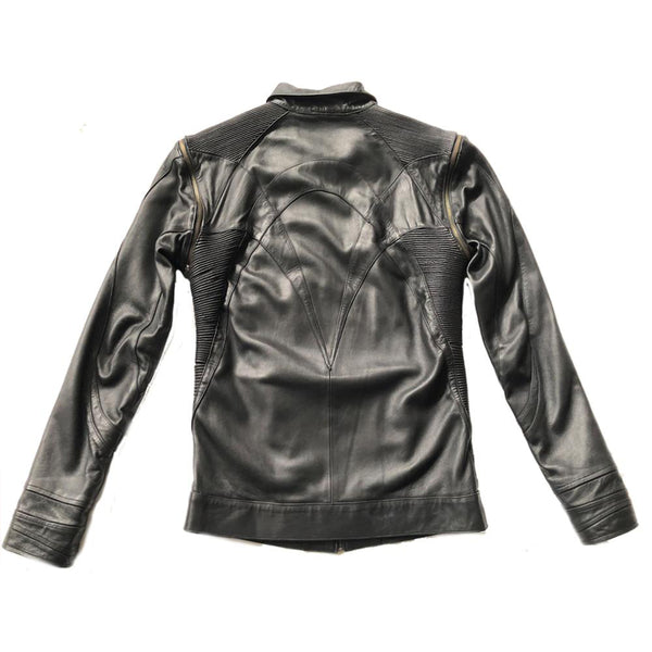 PARABOLA JACKET Leather Jacket | littleKINGDesigns