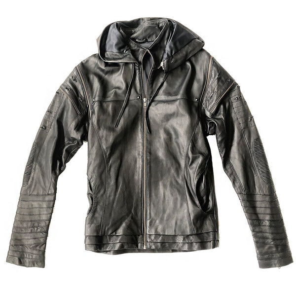 SHREDDED JACKET Leather Jacket | littleKINGDesigns