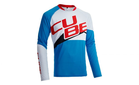 Jersey Cube Action Pilot Round-Neck