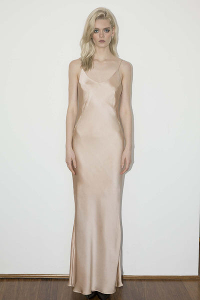 Blessing Maxi Dress Champagne