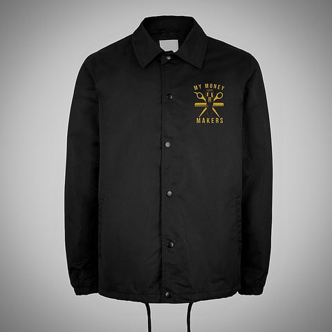 "My Money Makers ""Barber Gang"" Jacket"