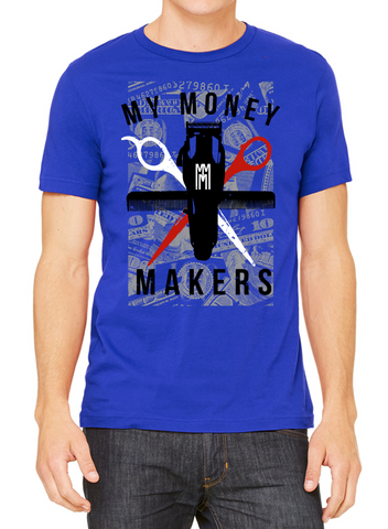 "My Money Makers ""Blue Ivy"" Tee - MyMoneyMakers - 1"