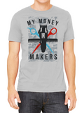 "My Money Makers ""Power"" Tee - MyMoneyMakers - 1"