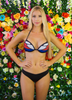 Azure Bottom Reversible - Red White & Blue