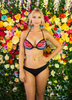 Aphrodite Bra Top - Sunset