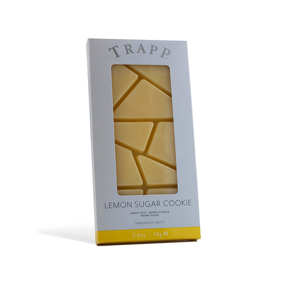 Lemon Sugar Cookie Trapp Candle