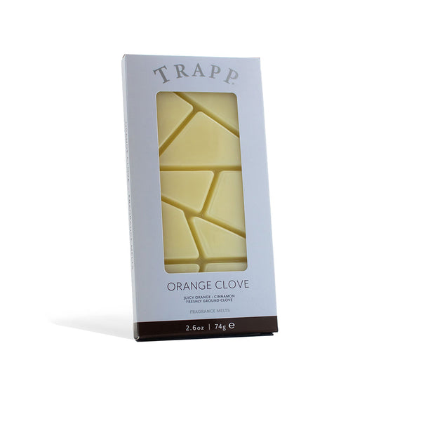 Orange Clove Trapp Candle