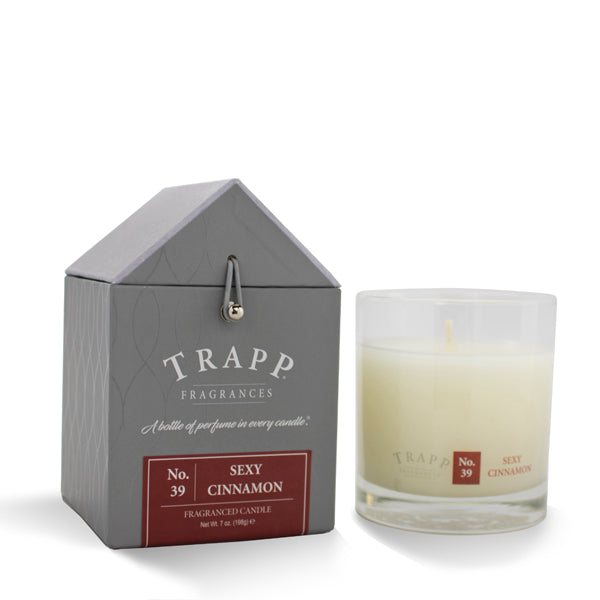 No. 39 Sexy Cinnamon Trapp Candle