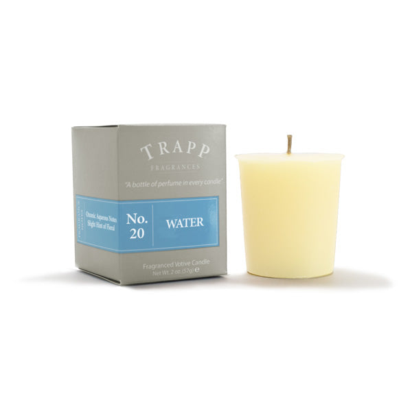 No. 20 Water Trapp Candle