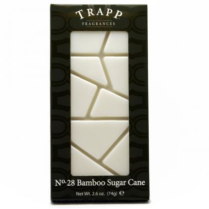 No. 28 Bamboo Sugar Cane Trapp Candle