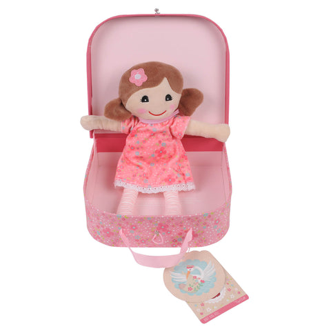 Baby Rag Doll - Emily (Pink)
