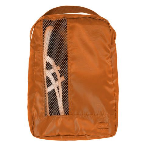 Travel Shoe Bag - Orange