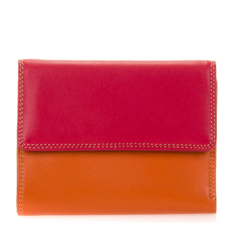 Large Tri-fold Wallet - Berry Blast 374-18