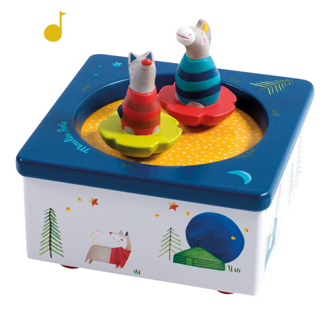 Moulin Roty - Les Zig et Zag Musical box