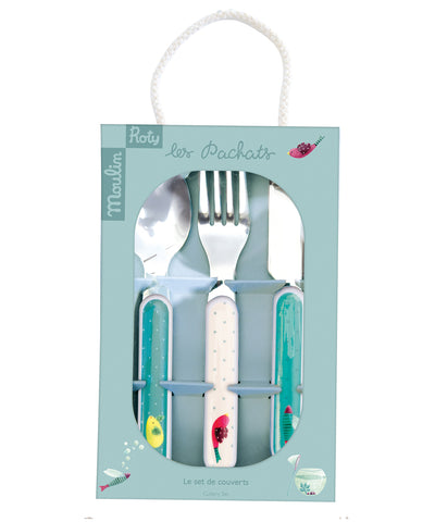 Moulin Roty -  Les Pachats Cutlery set