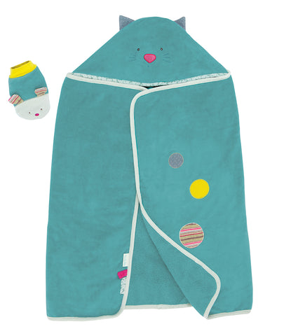 Moulin Roty - Les Pachats Towel set