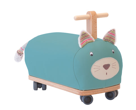 Moulin Roty - Les Pachats Ride-on cat