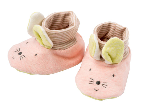 Moulin Roty - Les Petits Dodos Mouse slippers