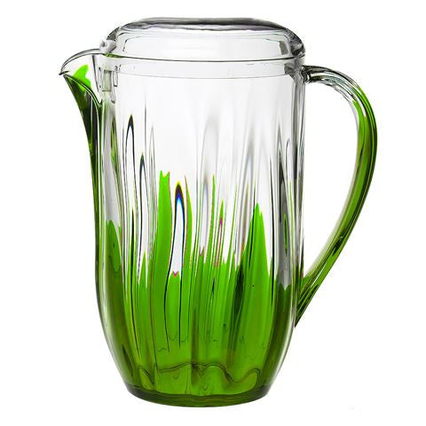 Guzzini - Green Pitcher - Bon Genre