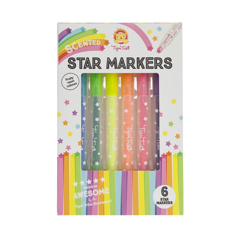 Scented Star Markers