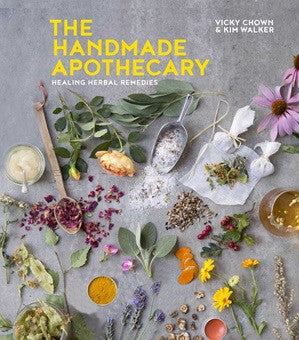 Handmade Apothecary: Healing Herbal Remedies