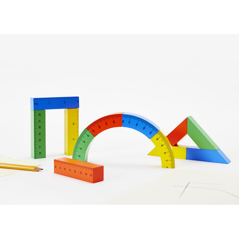 Areaware - Little Architect Magnetic Building Blocks