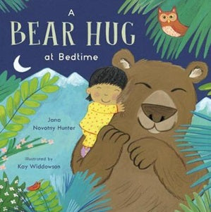 A Bear Hug at Bedtime