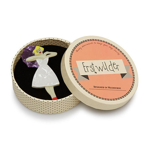 Erstwilder Brooch - Married to Marilyn