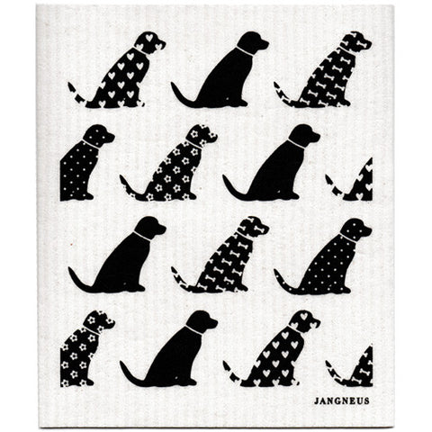 Dishcloth - Dogs - Bon Genre - 1