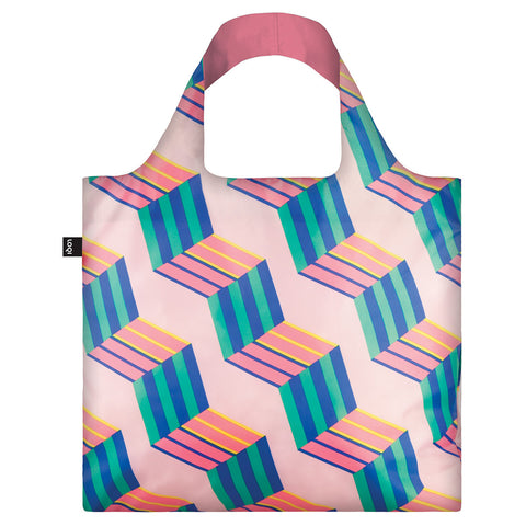 Shopping Bag Geometric Collection