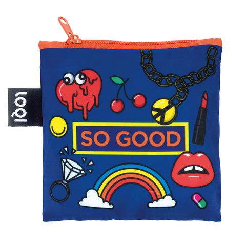 Loqi Shopping Bag POP Collection - So Good