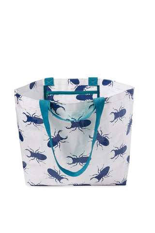 Project Ten - Bugs Medium Tote